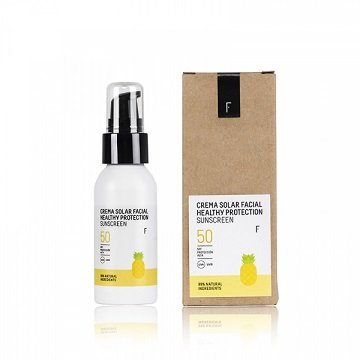 Crema Solar Facial Healthy Protection SPF50