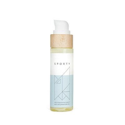 Aceite Corporal Sporty