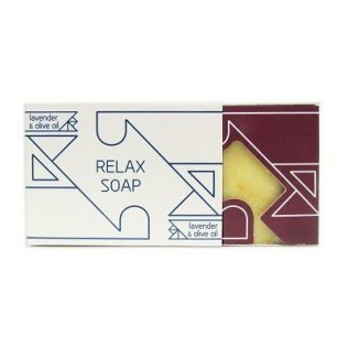 Relax Soap Lavender and Olive Oil