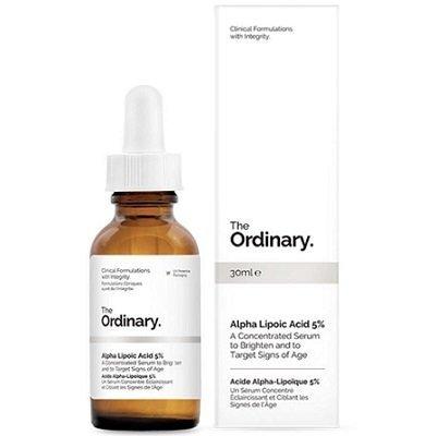 Alpha Lipoic Acid 5% (Peeling/Antioxidante)