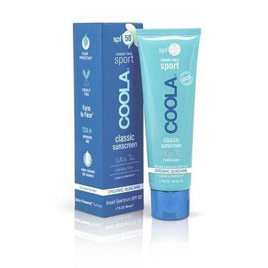 Protección Solar Facial Mineral Spf50 Té Blanco