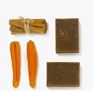 Sunlike Soap Cinnamon and Carrot