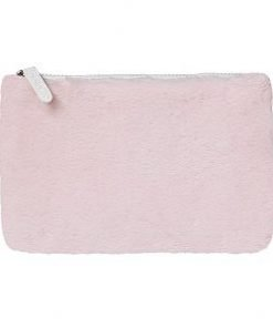 Fluffy Makeup Bag Close Up Collection