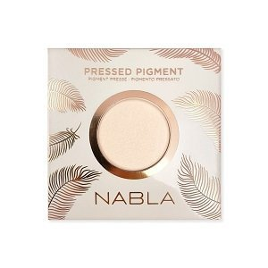 Pressed Pigment Feather Edition Coconut Milk
