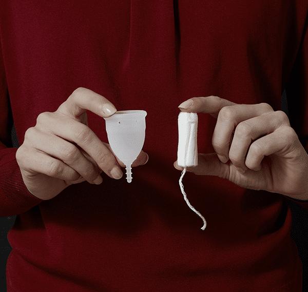 Organicup copa menstrual