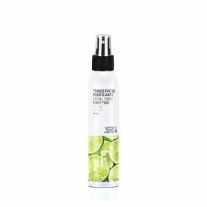 Detox Purifying Facial Toner, refreshes, hydrates, purifies and balances skin's pH.It rids skin of dust particles from the air and from car's gas fuels