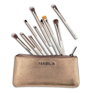 White Rose Eye Brush Set