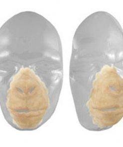 Prótesis Látex Chaimpancé