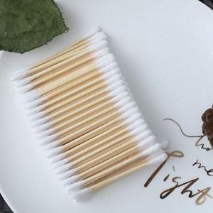 Bastoncillos de Algodón y Bambú