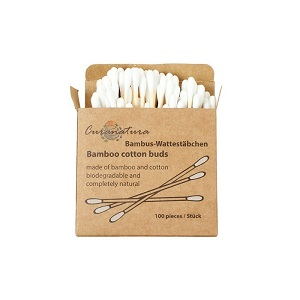 Bamboo Cotton Buds (pack 100)