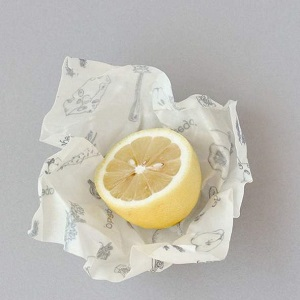 Reusable Beeswax Food Wrap Small