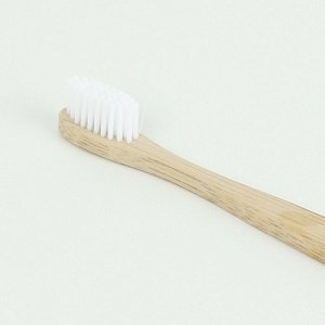 Bamboo HEALTH Toothbrush with Nylon Bristles