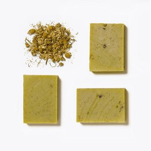Calm Soap Chamomile and Almond Oil