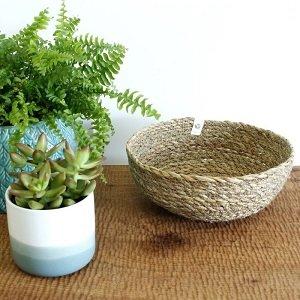 Bol Seagrass Natural Mediano