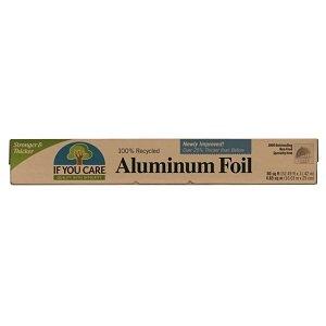 Papel de Aluminio Reciclado
