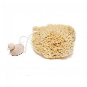 Esponja natural de baño para bebés