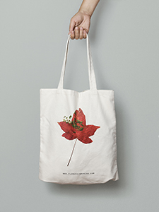 Totebag Flowers In My Mind 5