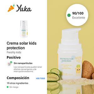 Crema Solar Bebés y Niños